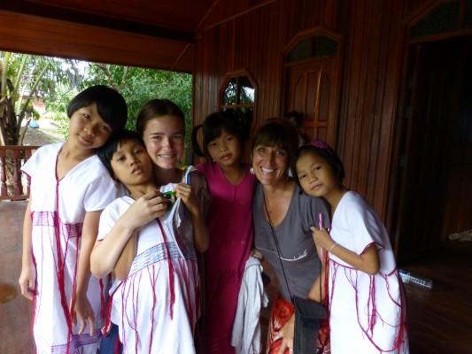 Hostel kids