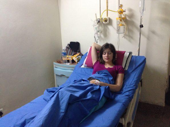 amy hospital
